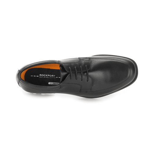 Essential Details Waterproof Apron Toe  Rockport in Black