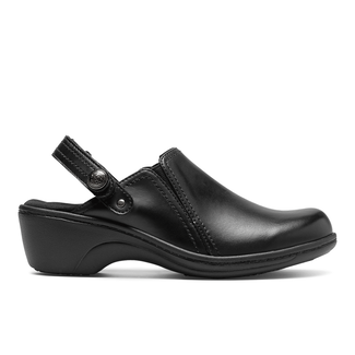 Hanover Holly Clog in Black
