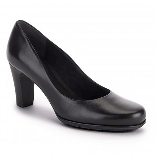Total Motion  Mid Pump Women's Heels in Black