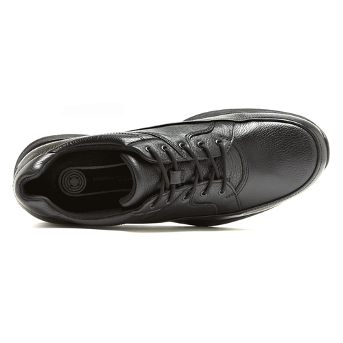 Edge HillEdge Hill - Men's Black Walking Shoes