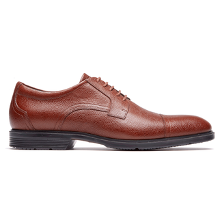 City Smart Cap ToeCity Smart Cap Toe - Men's Tan Oxfords