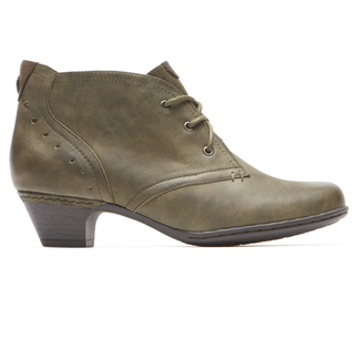 Aria Cobb Hill by Rockport in Green