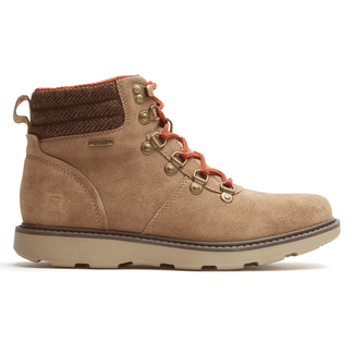 Boat Builders D-Ring Plaintoe Boot in Grey