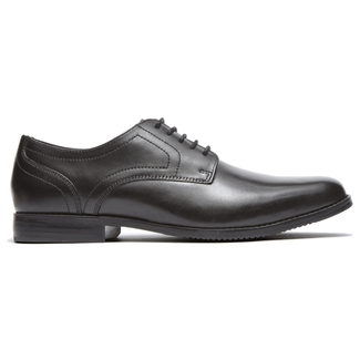 Style Purpose Plain Toe in Black