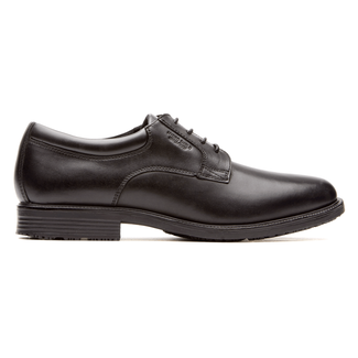 Essential Details Waterproof Plaintoe in Black