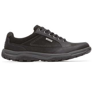 Trail Technique Waterproof Oxford in Black