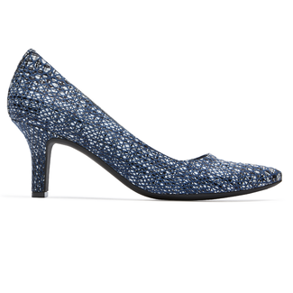 Sharna Shasmeen Comfortable Women's Shoes in Navy