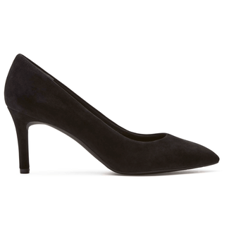 Total Motion Pointed Toe PumpTotal Motion Pointed Toe Pump - Women's Black Suede Heels