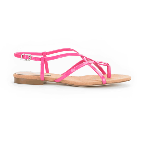 Nahara Strap Sandal Women's Sandals in Pink