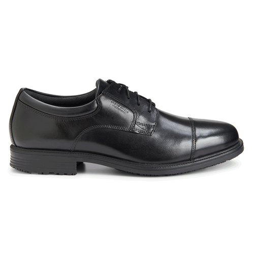 Lead the Pack Waterproof Cap Toe in Black