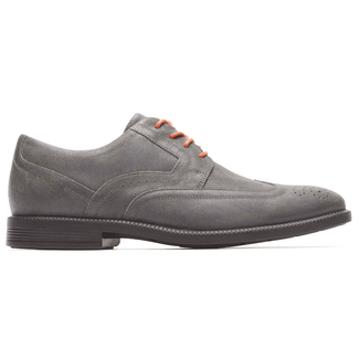 DresSports Modern Wingtip in Grey