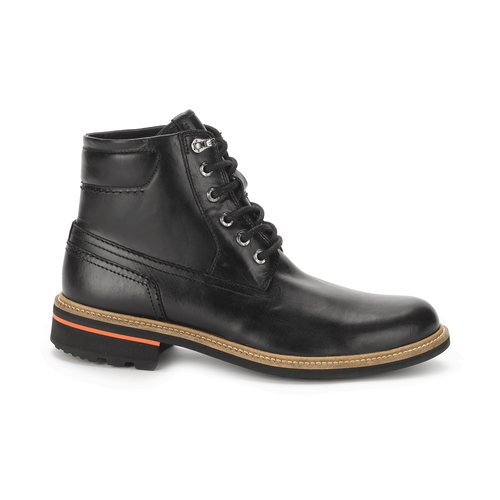 Break Trail Too Plain Toe Boot Men's Boots in Black