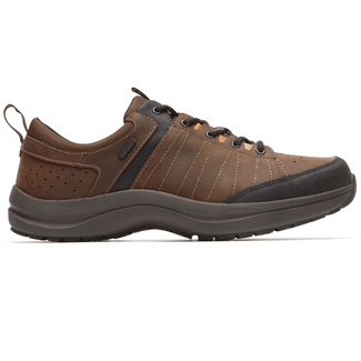 Sutton Seth Waterproof Lace Up in Brown