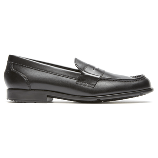 Classic Loafer PennyRockport Men's Black Classic Loafer Lite Penny