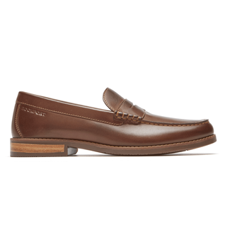 Cayleb Penny Loafer , BROWN