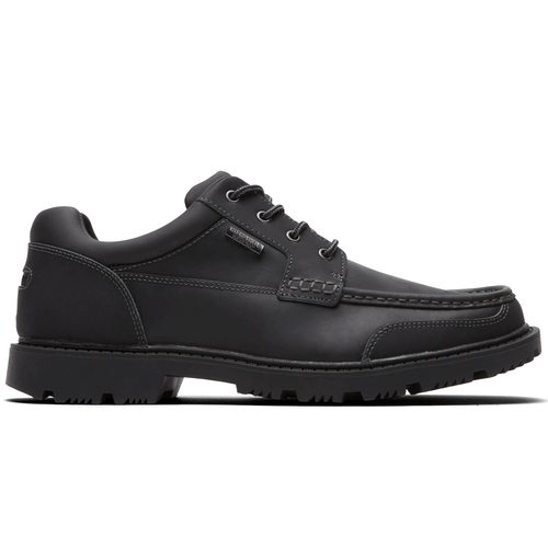 Redemption Road Moc Toe Oxford in Black
