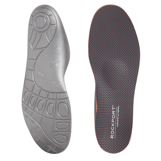 Men's Sport Insole Cupped Supported, BLACK