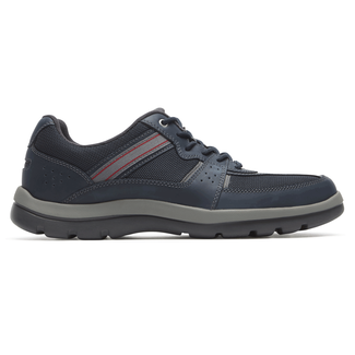 Get Your Kicks Walking Shoe Comfortable Men's Shoes in Navy