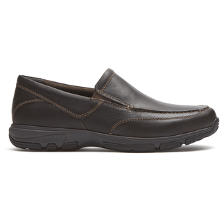 Make Your Path Waterproof Slip-On, DK BROWN