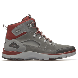 Kingstin Waterproof High Boot, DARK GREY