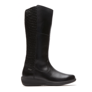 Lancaster Waterproof  Lillian Boot in Black