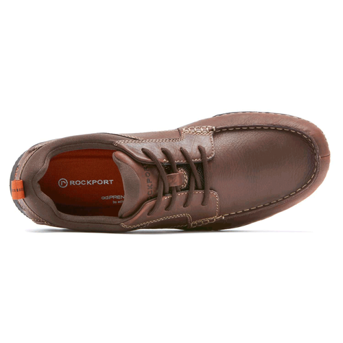 RocSports Lite 2 Moc Toe Men's Casual Shoes in Brown