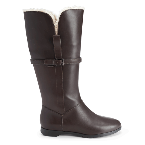 Jia Lite Mid Boot, Women's Dark Brown Boots