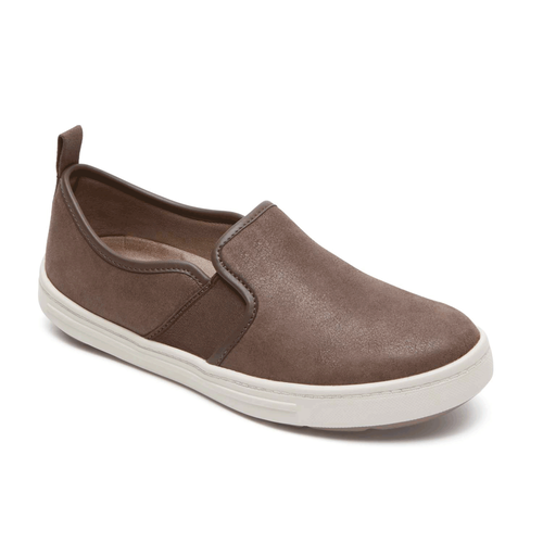 truWALKzero Cupsole Gore Slip On Women's Shoes in Brown