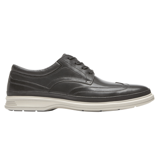 DresSports II Lite Wingtip Oxford, BLACK