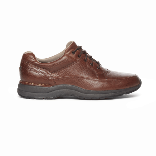 Edge Hill Men's Walking Shoes in Brown