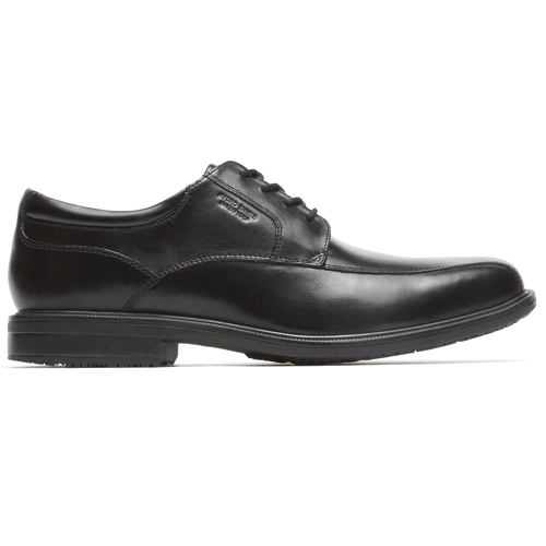 Essential Details II Bike Toe Oxford in Black