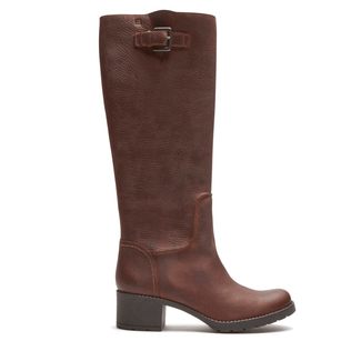 City Casuals Rola Tall Boot in Brown