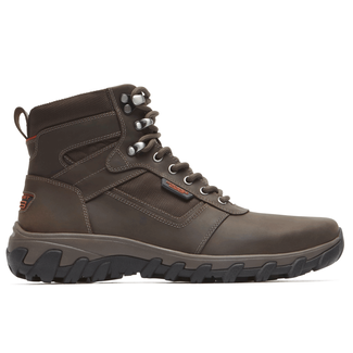 Cold Springs Plus Plain Toe Boot in Brown