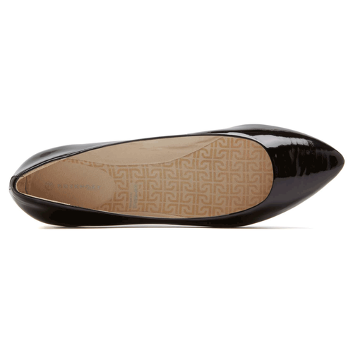 Ashika Scooped BalletAshika Scooped Ballet - Women's Black Flats