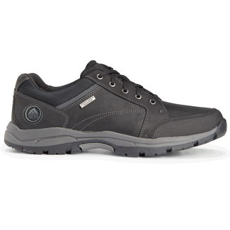 Road & Trail Waterproof Blucher Oxford in Black