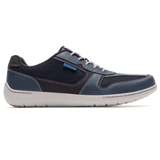FitSmart U Bal Extended Size Men's Shoes in Navy