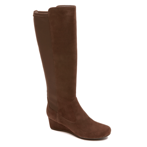Total Motion Tall Boot in Brown