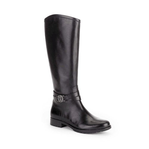 Tristina Circle Boot Women's Boots in Black