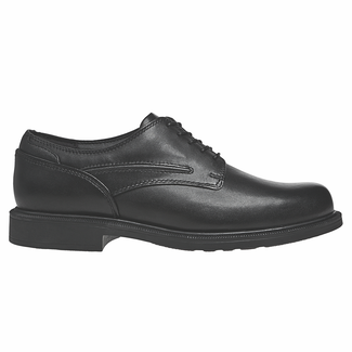 Jericho Burlington  Waterproof Oxford in Black