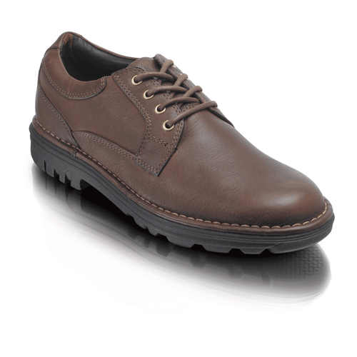 Spruce Way Men's Walking Shoes in Brown