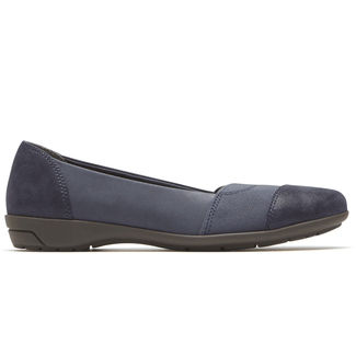 Total Motion Nea Gore Slip-On, DEEP OCEAN