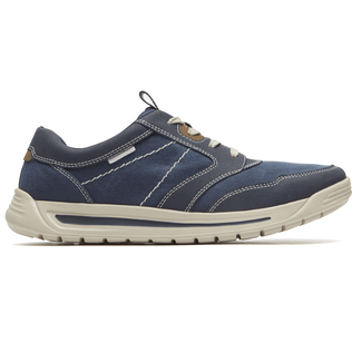 Randle Mudguard Comfortable Men's Shoes in Navy
