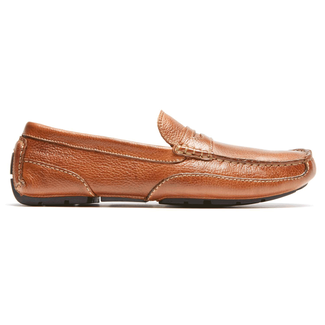 Oaklawn Park PennyRockport Men's Tan Oaklawn Park Penny