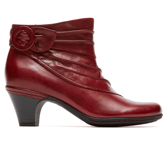 Sabrina Cobb Hill by Rockport in Red