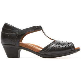 Alyssa Cobb Hill by Rockport in Black