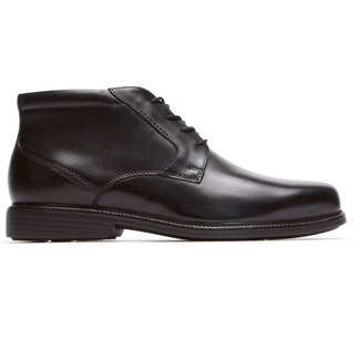 Charles Road Plaintoe Chukka in Black