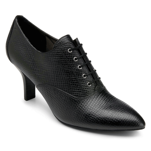 Lianna Lace Up Pump Women's Pumps in Black