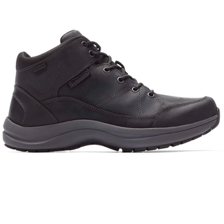 Simon Waterproof Boot in Black