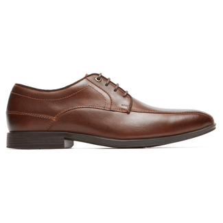 Style Connected Bike Toe Oxford in Brown