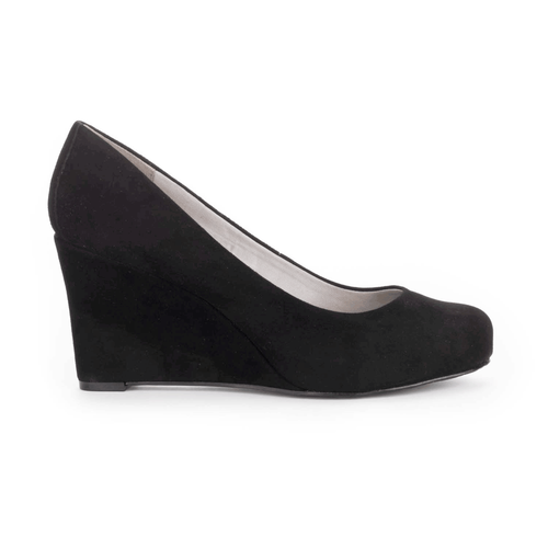 Seven to 7 Pump, Women's Black Heels
